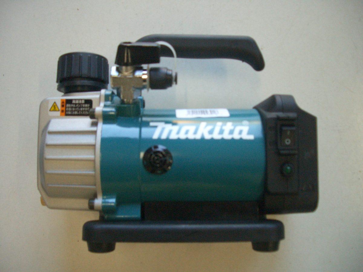 マキタ 18V充電 真空ポンプ