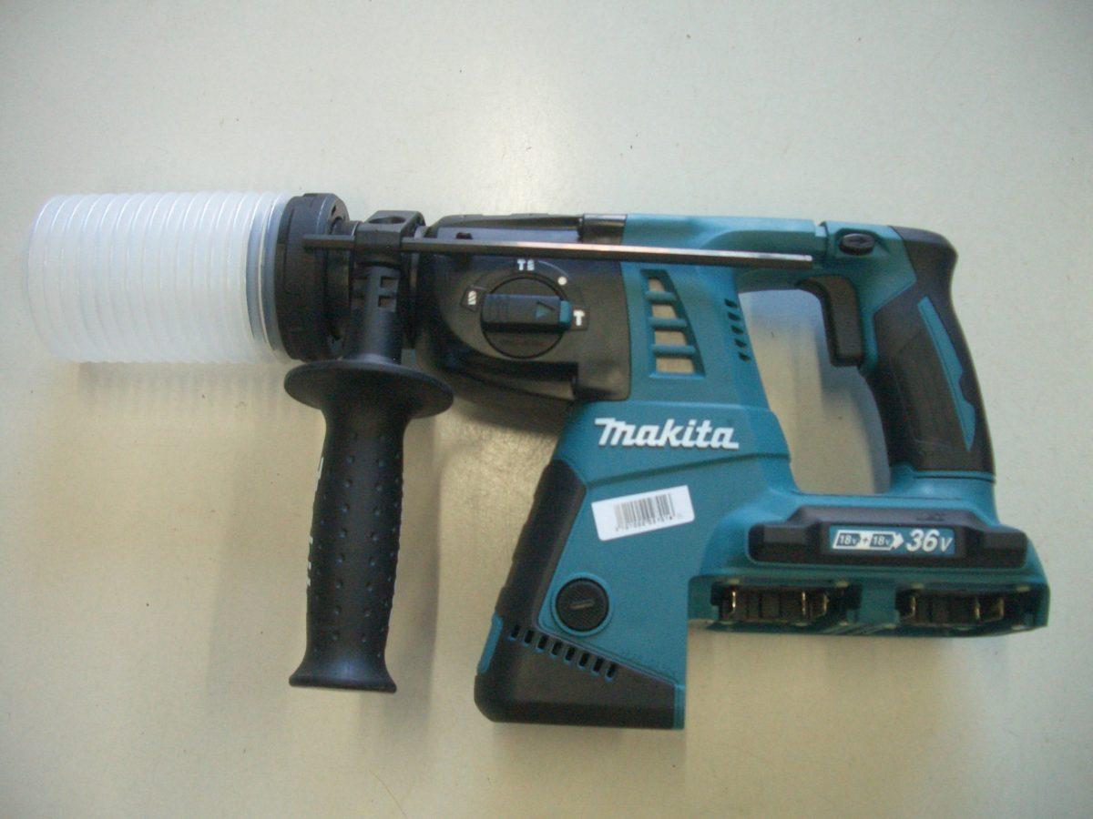 マキタ 18V+18V充電 ハンマドリル