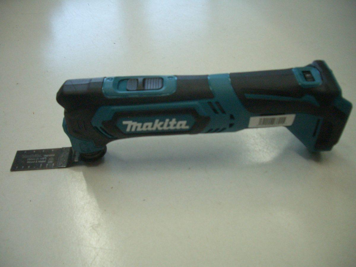 マキタ 10.8V充電式マルチツール
