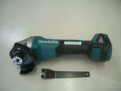 マキタ 18V充電式 ディスクグラインダ スライドスイッチタイプ