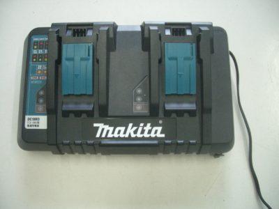 マキタ 2口 急速充電器