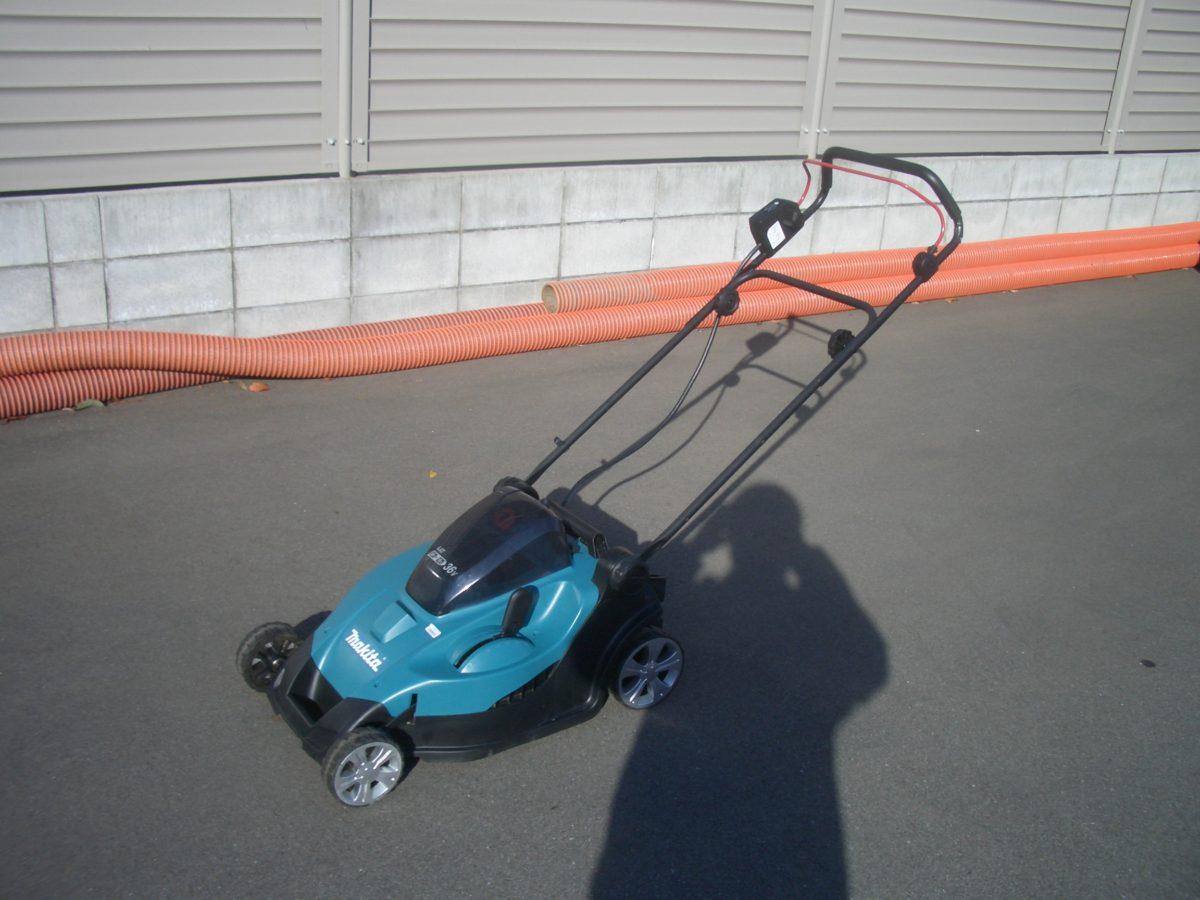 マキタ 芝刈機