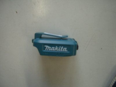 マキタ USB用アダプタ
