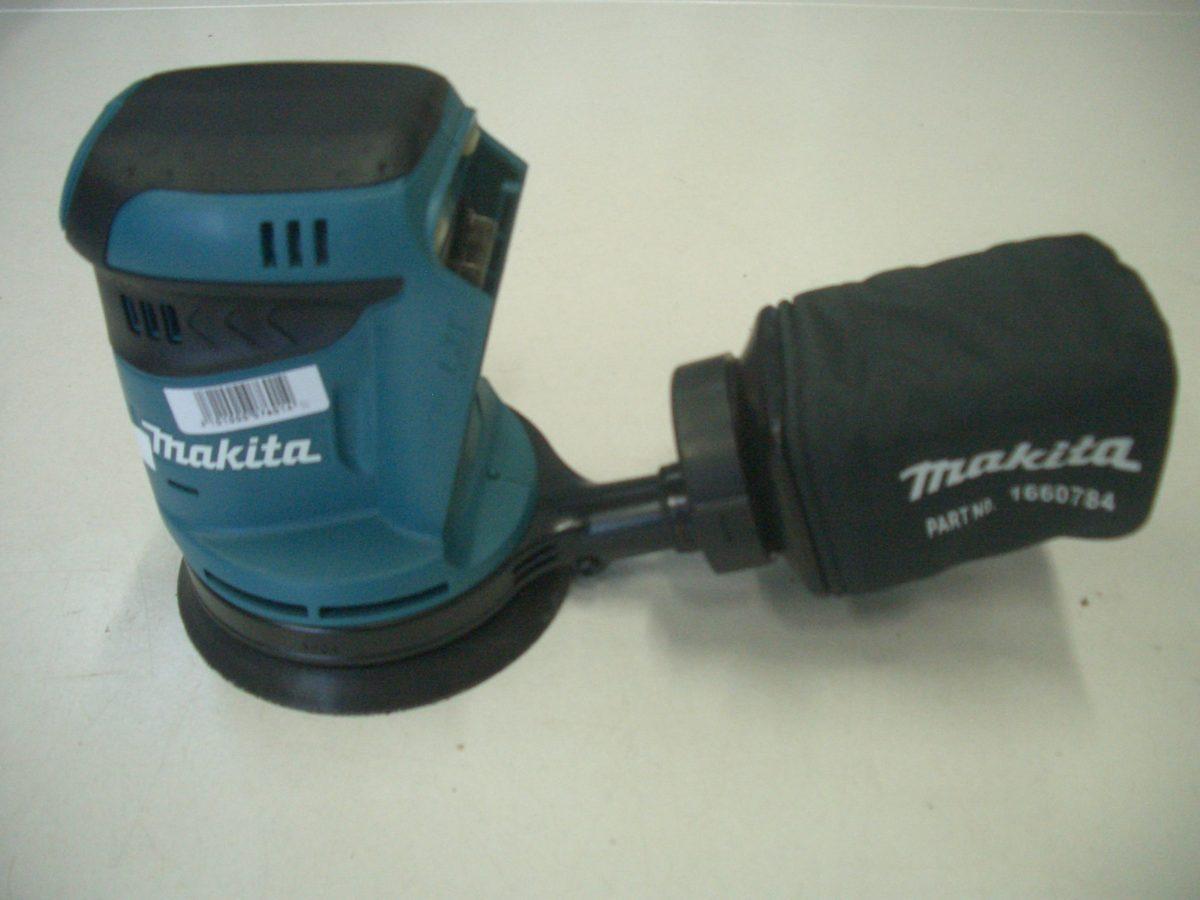 マキタ 18V充電 ランダムオービットサンダ