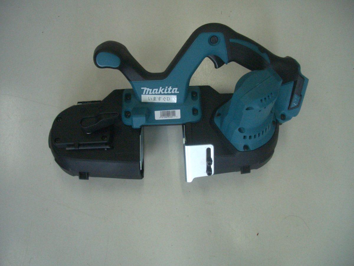 マキタ 18V充電式 ポータブルバンドソー