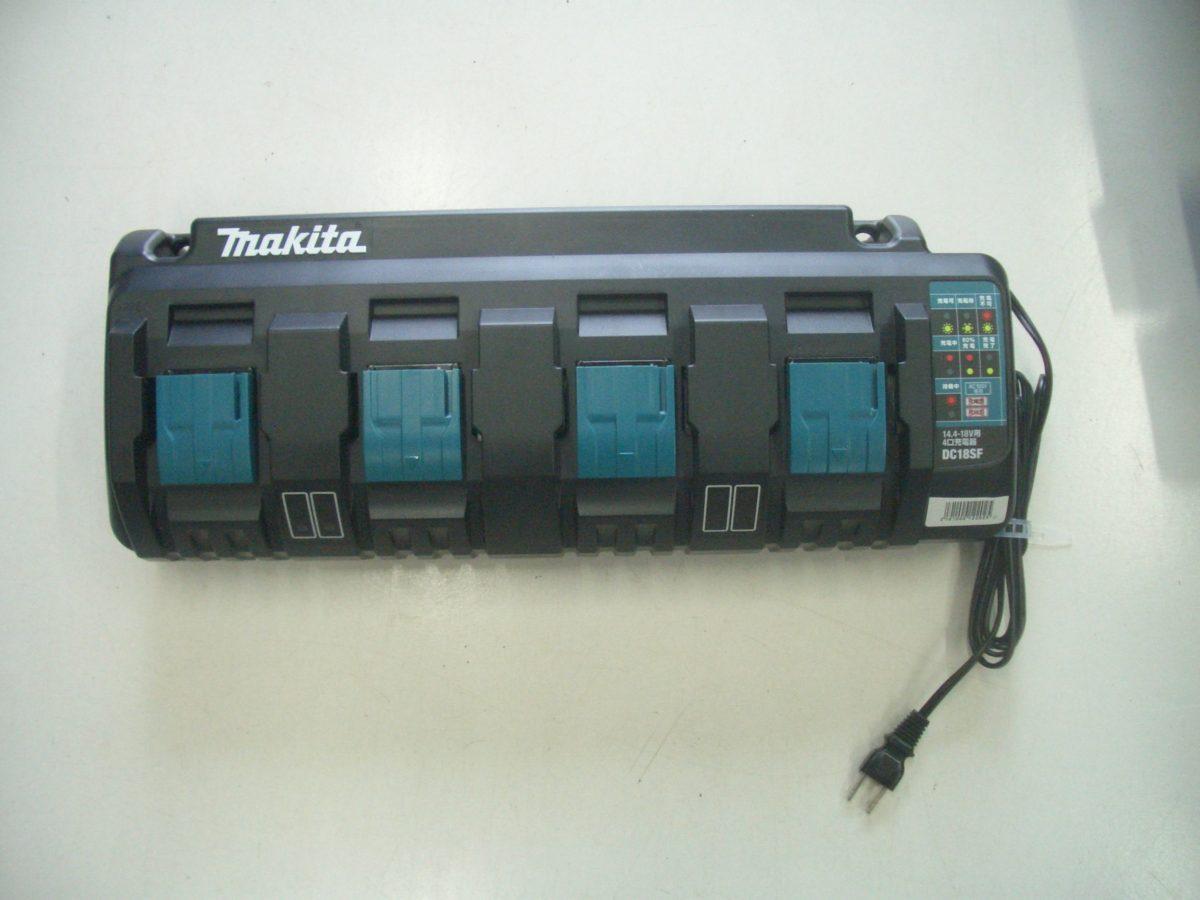 マキタ 4口 充電器