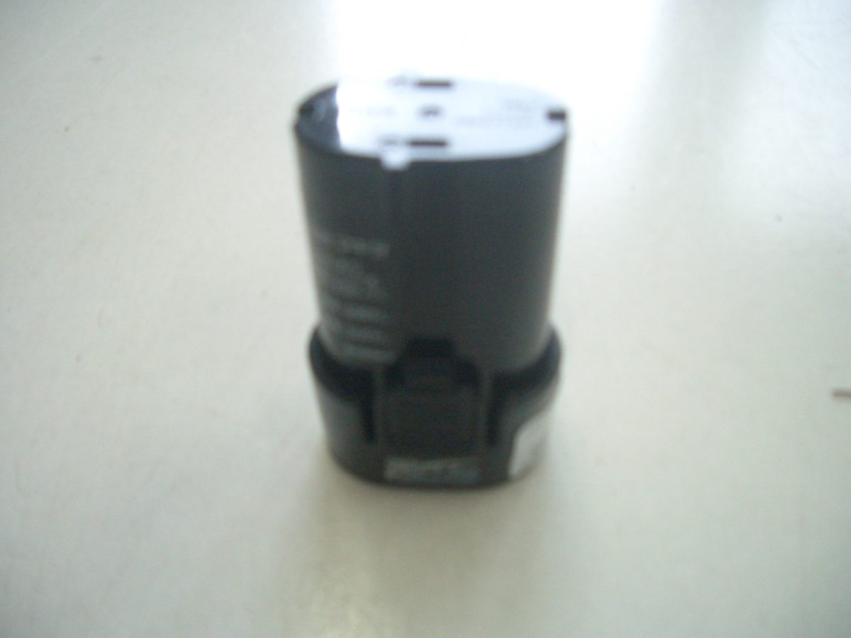 マキタ バッテリー 7.2V