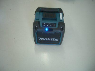 マキタ 充電式スピーカー